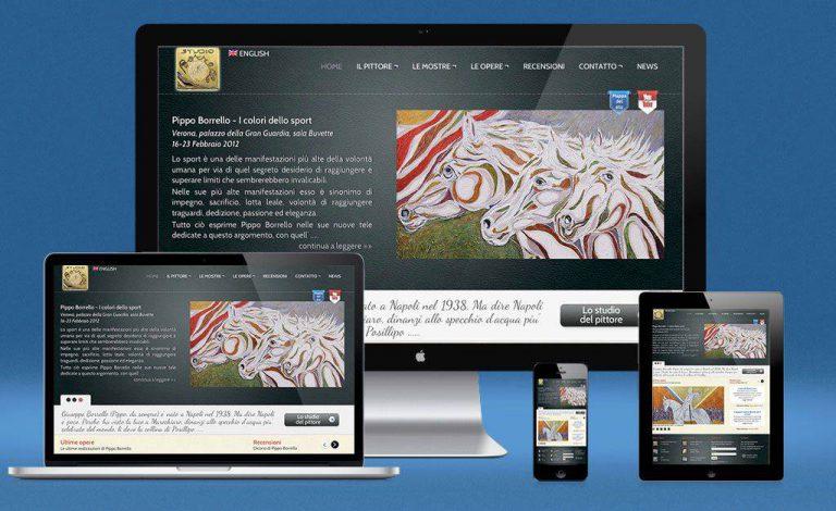 Siti internet per dispositivi mobili