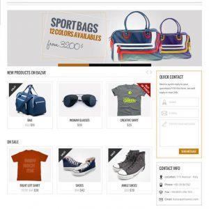 Siti internet E-commerce 01-01-home