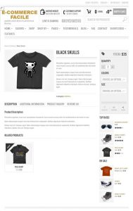Siti internet E-commerce 01-03-prodotto