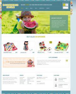 Siti internet E-commerce 02-01-home