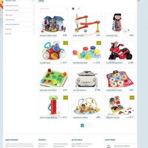 Siti internet E-commerce 02-03-shop