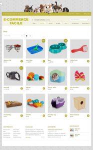 Siti internet E-commerce 03-03-prodotto 03-02-shop