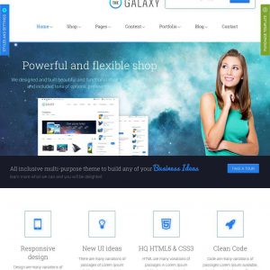 Grafica web - stile grafico corporate-business
