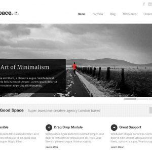 Grafica web - Stile grafico minimal