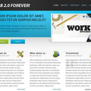 Grafica web - Stile grafico Web2-0