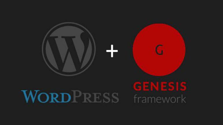 Utilizzare Genesis framework