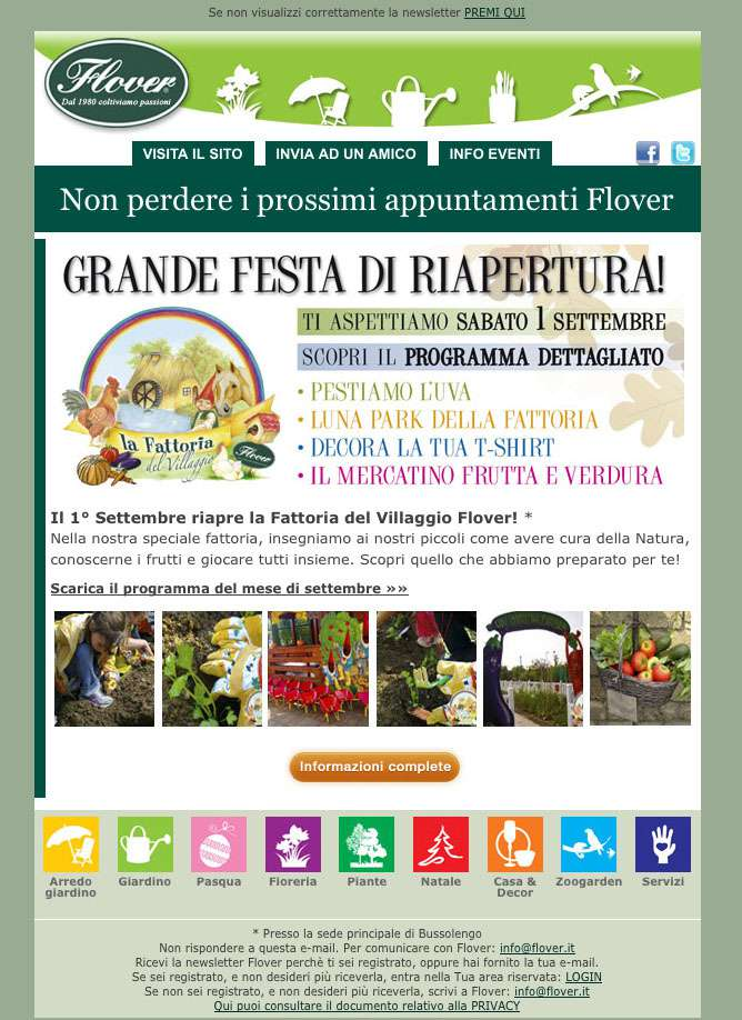 Newsletter personalizzate 03