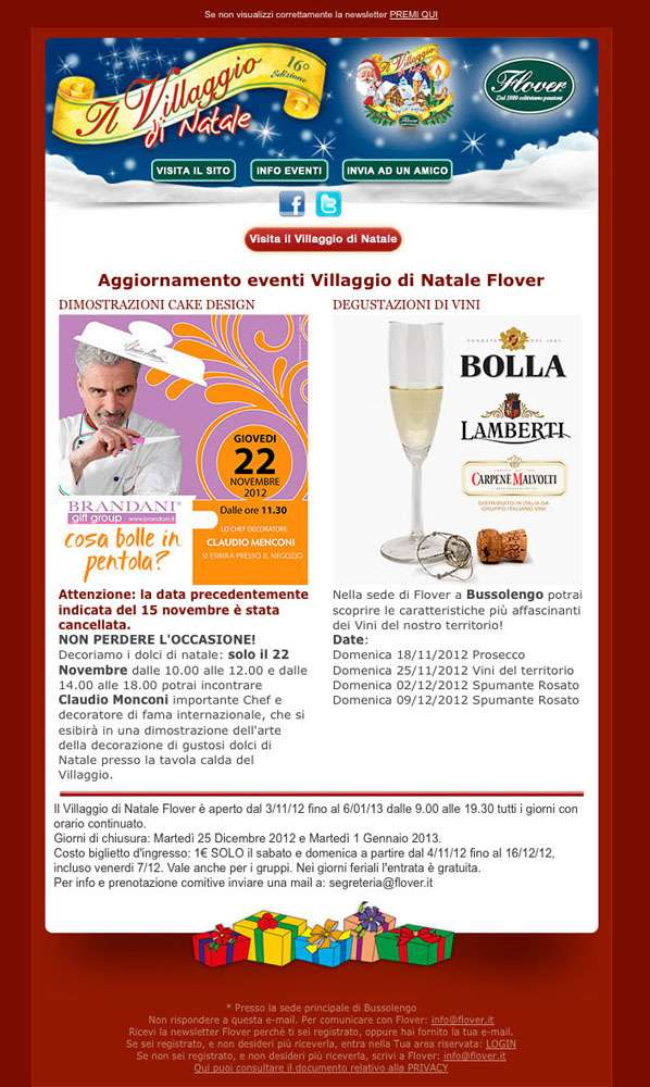 Newsletter personalizzate 04