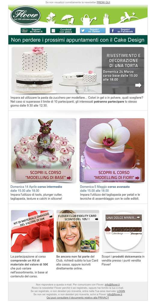 Newsletter personalizzate 07