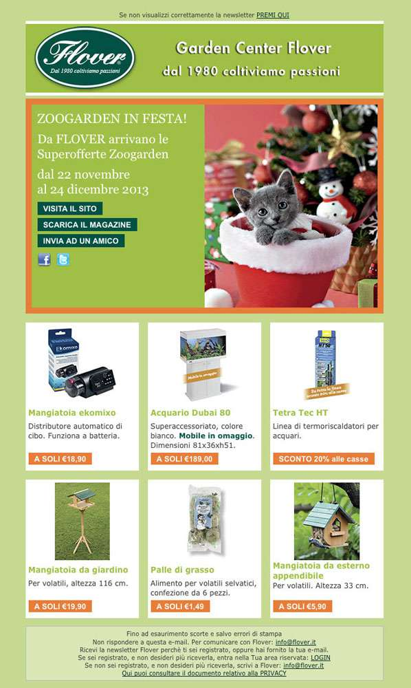 Newsletter personalizzate 09