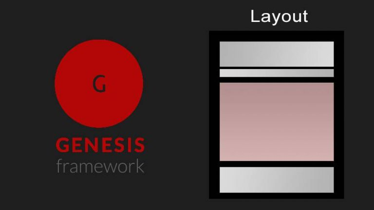 Eliminare la barra laterale con Genesis