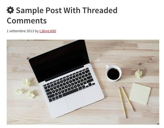 Filtrare il titolo dei post in Genesis