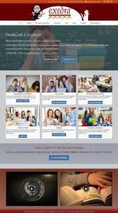 Exedra - homepage