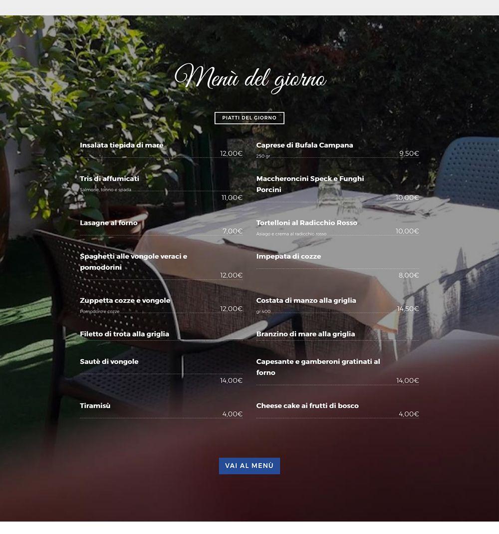 Trattoria Onda Blu - homepage 02