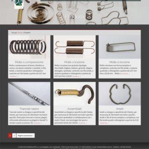 Mollificio PFM - articoli di produzione